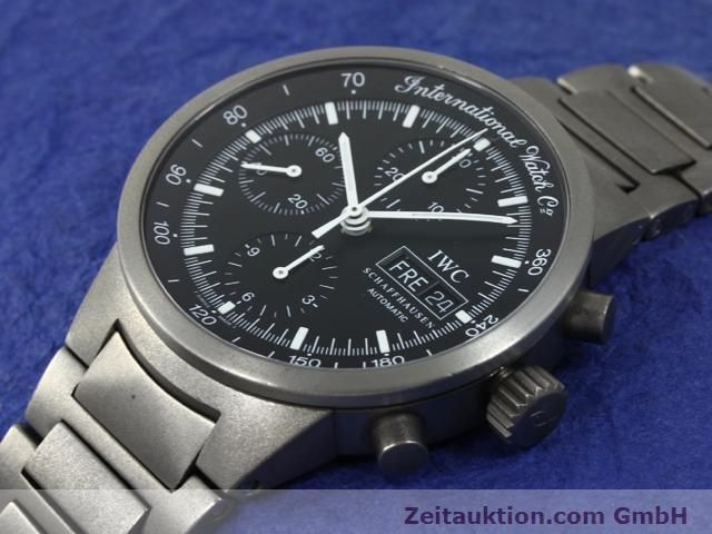 Used luxury watch IWC GST titanium automatic Kal. C.7922 Ref. 3707  | 140767 01