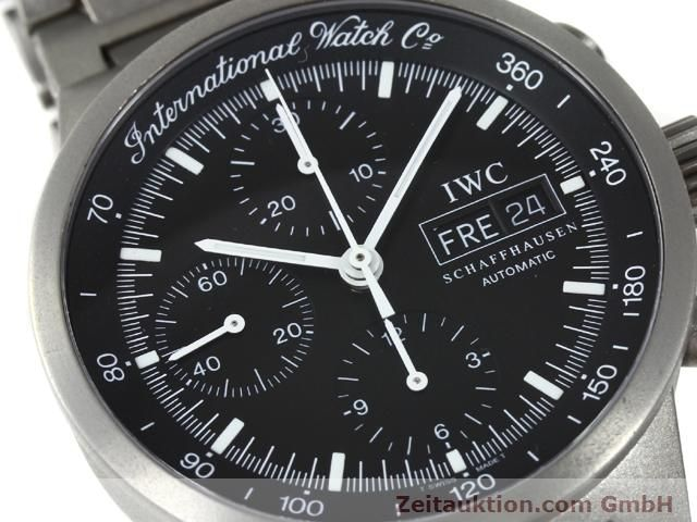 Used luxury watch IWC GST titanium automatic Kal. C.7922 Ref. 3707  | 140767 02