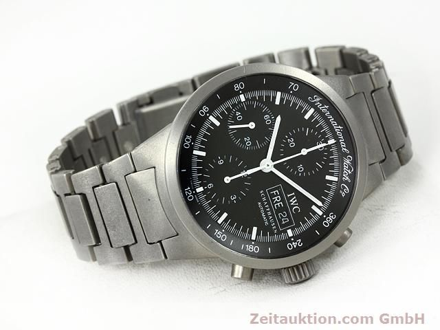 Used luxury watch IWC GST titanium automatic Kal. C.7922 Ref. 3707  | 140767 03