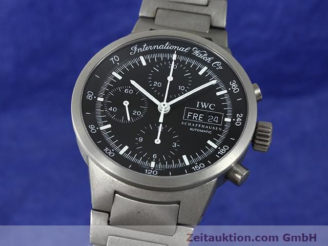 Used luxury watch IWC GST titanium automatic Kal. C.7922 Ref. 3707  | 140767 04