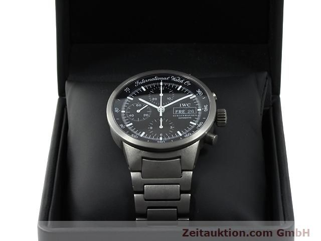 Used luxury watch IWC GST titanium automatic Kal. C.7922 Ref. 3707  | 140767 07