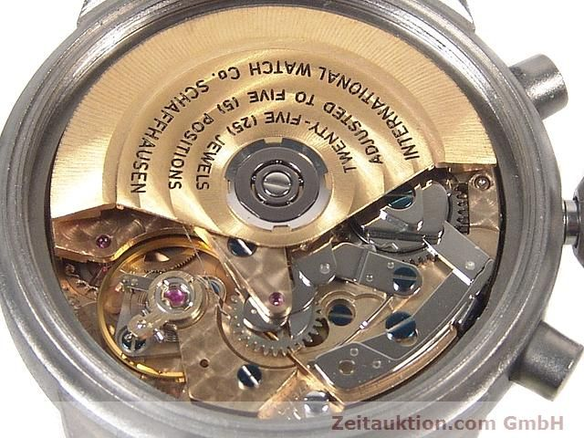 Used luxury watch IWC GST titanium automatic Kal. C.7922 Ref. 3707  | 140767 10