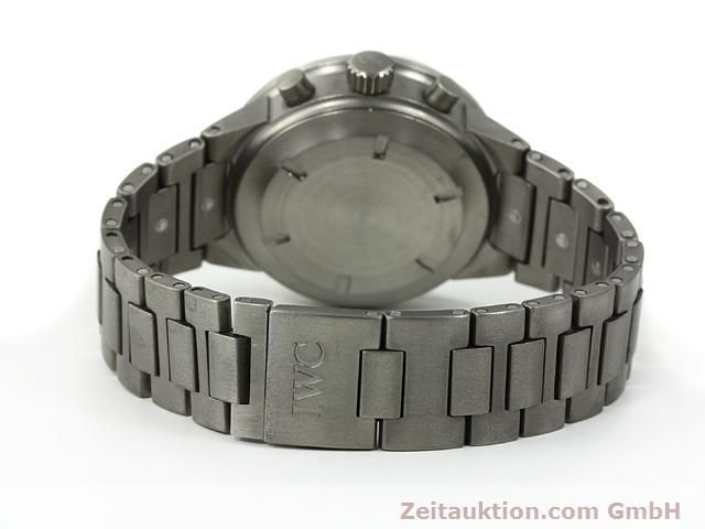Used luxury watch IWC GST titanium automatic Kal. C.7922 Ref. 3707  | 140767 12