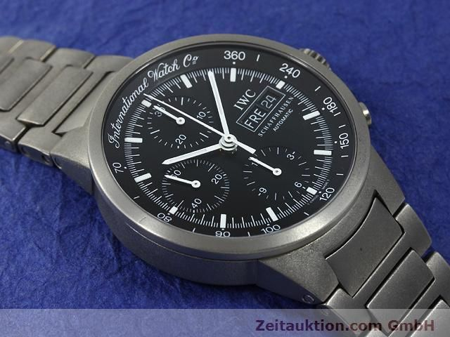Used luxury watch IWC GST titanium automatic Kal. C.7922 Ref. 3707  | 140767 14