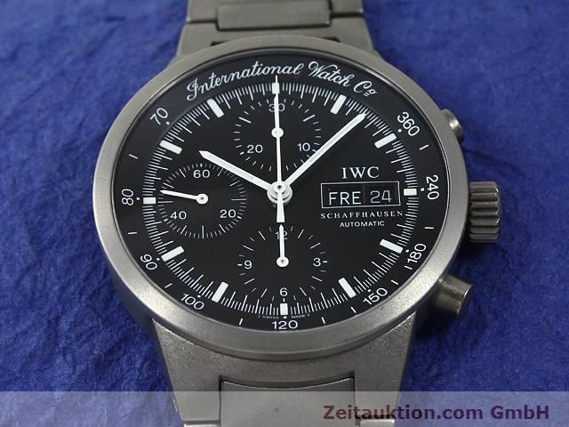 Used luxury watch IWC GST titanium automatic Kal. C.7922 Ref. 3707  | 140767 15