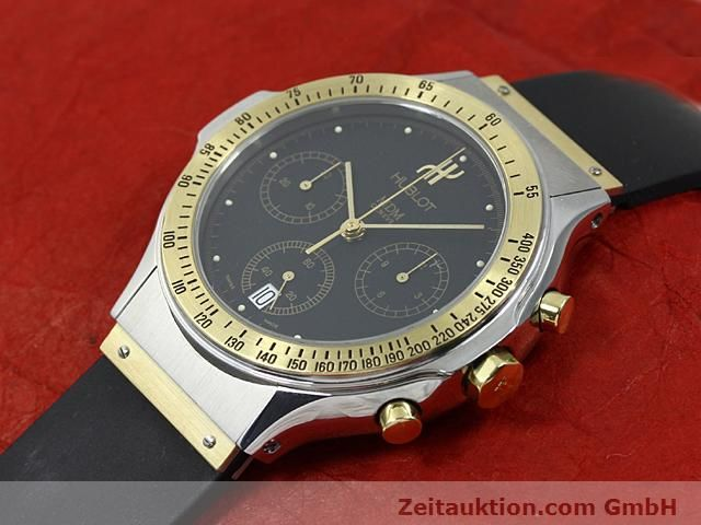 Used luxury watch Hublot MDM gilt steel quartz Kal. 1270 Ref. 1621.2  | 140768 01