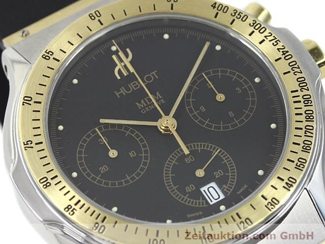 Used luxury watch Hublot MDM gilt steel quartz Kal. 1270 Ref. 1621.2  | 140768 02