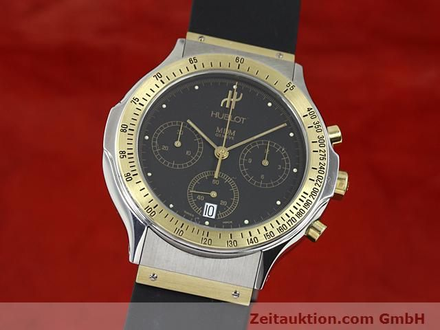 Used luxury watch Hublot MDM gilt steel quartz Kal. 1270 Ref. 1621.2  | 140768 04