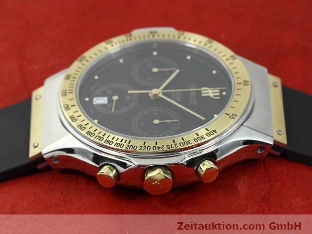 Used luxury watch Hublot MDM gilt steel quartz Kal. 1270 Ref. 1621.2  | 140768 05