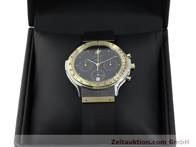 Used luxury watch Hublot MDM gilt steel quartz Kal. 1270 Ref. 1621.2  | 140768 07