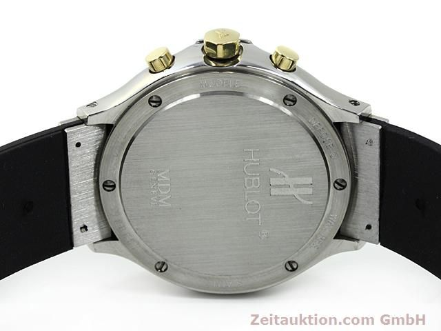 Used luxury watch Hublot MDM gilt steel quartz Kal. 1270 Ref. 1621.2  | 140768 09