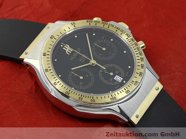 Used luxury watch Hublot MDM gilt steel quartz Kal. 1270 Ref. 1621.2  | 140768 13