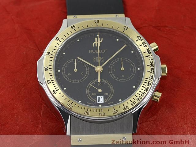 Used luxury watch Hublot MDM gilt steel quartz Kal. 1270 Ref. 1621.2  | 140768 14