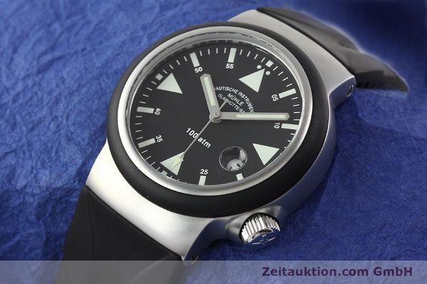 Used luxury watch Mühle Rescue Timer steel automatic Kal. Selita 200-1 Ref. M1-41-03  | 140771 01