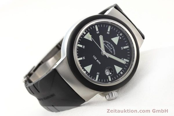 Used luxury watch Mühle Rescue Timer steel automatic Kal. Selita 200-1 Ref. M1-41-03  | 140771 03