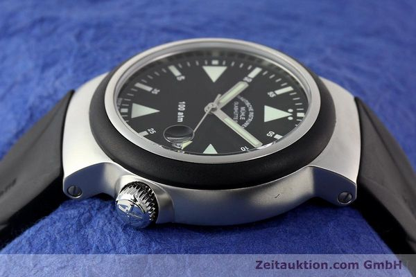 Used luxury watch Mühle Rescue Timer steel automatic Kal. Selita 200-1 Ref. M1-41-03  | 140771 05
