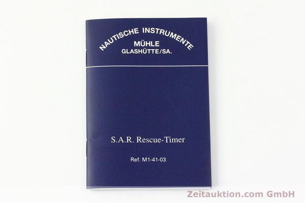 Used luxury watch Mühle Rescue Timer steel automatic Kal. Selita 200-1 Ref. M1-41-03  | 140771 08