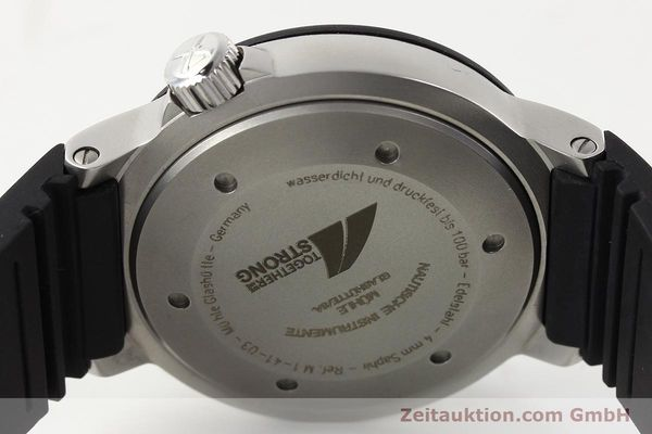 Used luxury watch Mühle Rescue Timer steel automatic Kal. Selita 200-1 Ref. M1-41-03  | 140771 12