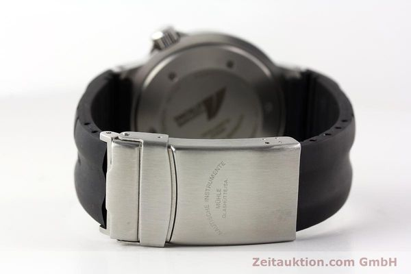 Used luxury watch Mühle Rescue Timer steel automatic Kal. Selita 200-1 Ref. M1-41-03  | 140771 13