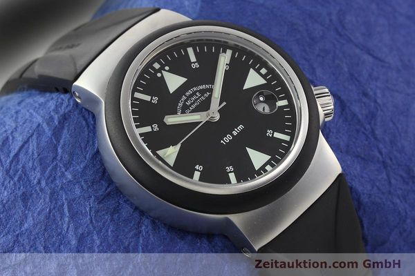 Used luxury watch Mühle Rescue Timer steel automatic Kal. Selita 200-1 Ref. M1-41-03  | 140771 15