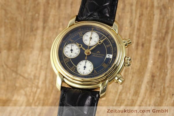 Used luxury watch Maurice Lacroix Croneo gold-plated automatic Ref. 13934  | 140772 04