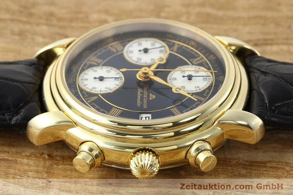 Used luxury watch Maurice Lacroix Croneo gold-plated automatic Ref. 13934  | 140772 05
