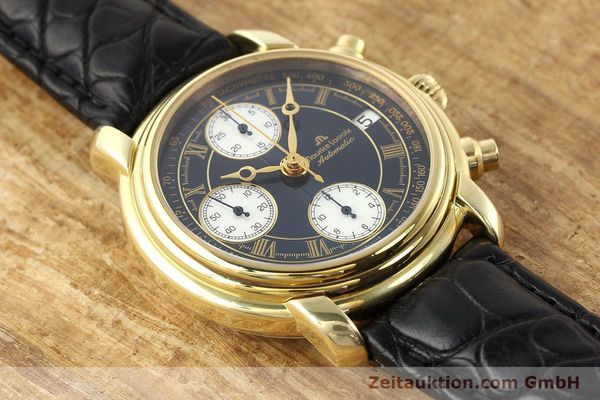 Used luxury watch Maurice Lacroix Croneo gold-plated automatic Ref. 13934  | 140772 14