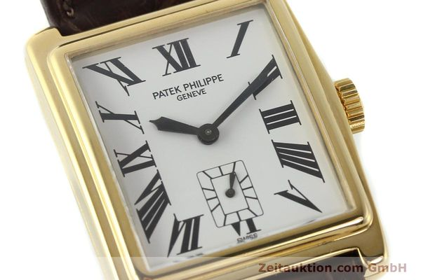 Used luxury watch Patek Philippe Gondolo 18 ct gold manual winding Kal. 215 Ref. 5010  | 140783 02