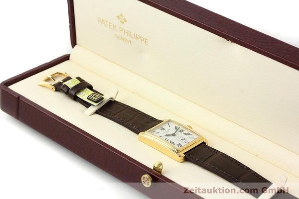 Used luxury watch Patek Philippe Gondolo 18 ct gold manual winding Kal. 215 Ref. 5010  | 140783 07