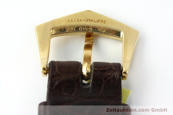 Used luxury watch Patek Philippe Gondolo 18 ct gold manual winding Kal. 215 Ref. 5010  | 140783 13