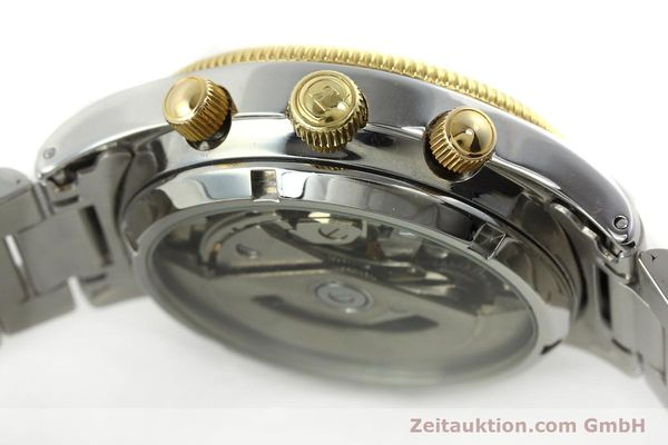 Used luxury watch Chronoswiss Pacific steel / gold automatic Kal. VAL 7750 7514  | 140784 08