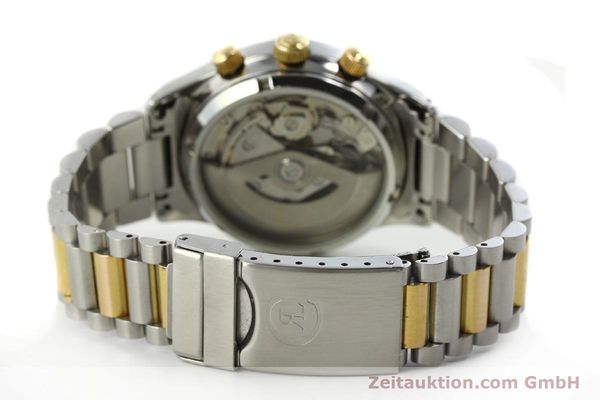 Used luxury watch Chronoswiss Pacific steel / gold automatic Kal. VAL 7750 7514  | 140784 11