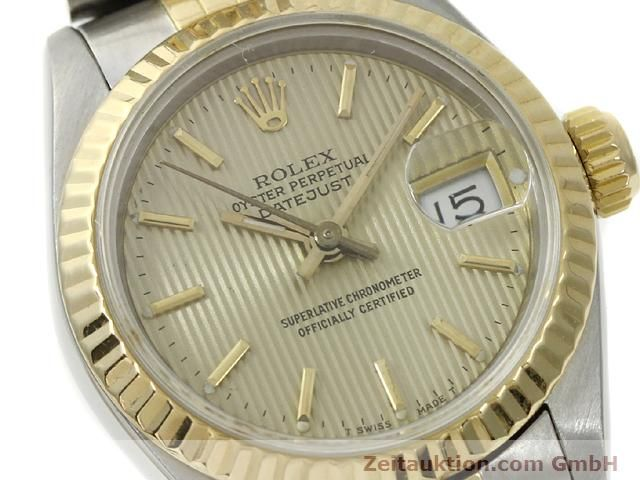 Used luxury watch Rolex Lady Datejust steel / gold automatic Kal. 2135 Ref. 69173  | 140787 02