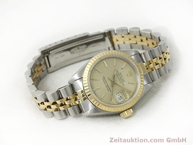 Used luxury watch Rolex Lady Datejust steel / gold automatic Kal. 2135 Ref. 69173  | 140787 03
