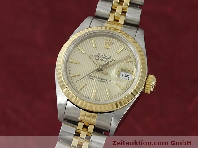 Used luxury watch Rolex Lady Datejust steel / gold automatic Kal. 2135 Ref. 69173  | 140787 04
