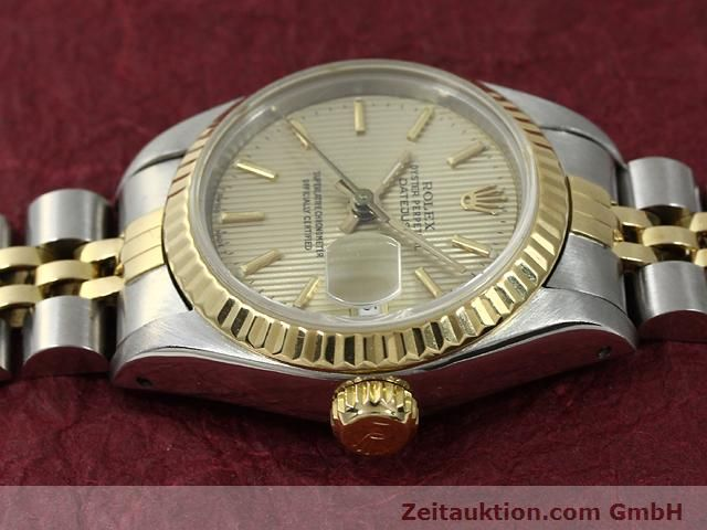 Used luxury watch Rolex Lady Datejust steel / gold automatic Kal. 2135 Ref. 69173  | 140787 05