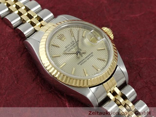 Used luxury watch Rolex Lady Datejust steel / gold automatic Kal. 2135 Ref. 69173  | 140787 14