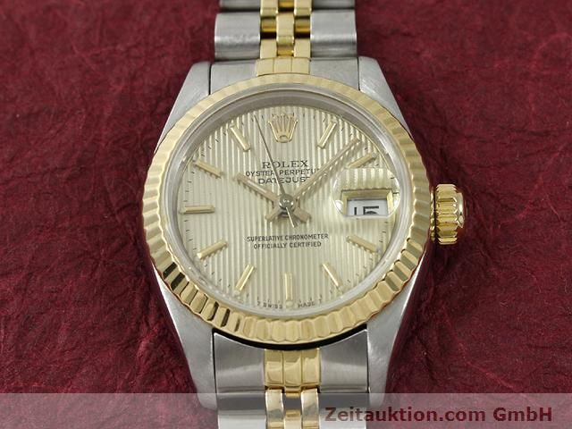 Used luxury watch Rolex Lady Datejust steel / gold automatic Kal. 2135 Ref. 69173  | 140787 15
