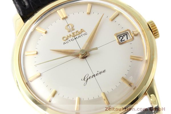 Used luxury watch Omega * gold-plated automatic Kal. 562 Ref. 14703  | 140788 02