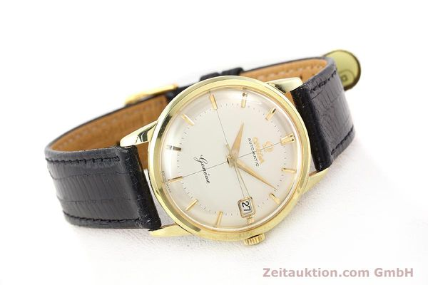 Used luxury watch Omega * gold-plated automatic Kal. 562 Ref. 14703  | 140788 03