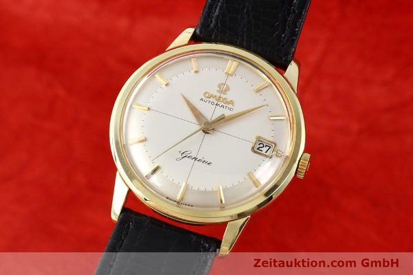 Used luxury watch Omega * gold-plated automatic Kal. 562 Ref. 14703  | 140788 04