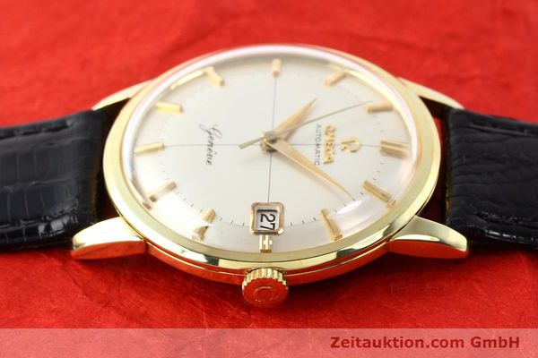 Used luxury watch Omega * gold-plated automatic Kal. 562 Ref. 14703  | 140788 05