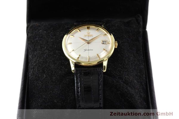 Used luxury watch Omega * gold-plated automatic Kal. 562 Ref. 14703  | 140788 07