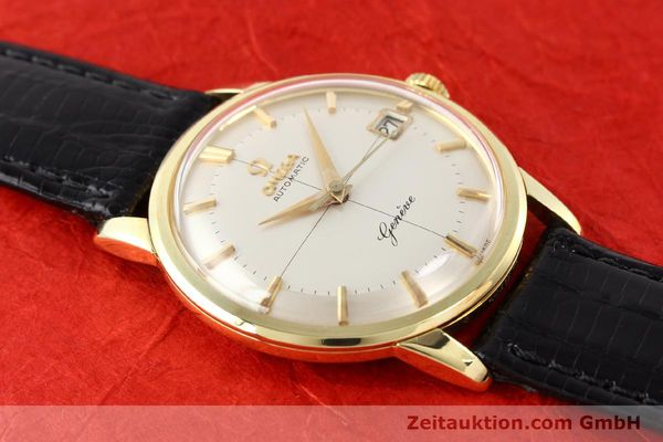 Used luxury watch Omega * gold-plated automatic Kal. 562 Ref. 14703  | 140788 12