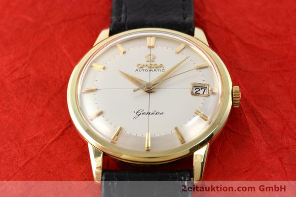 Used luxury watch Omega * gold-plated automatic Kal. 562 Ref. 14703  | 140788 13