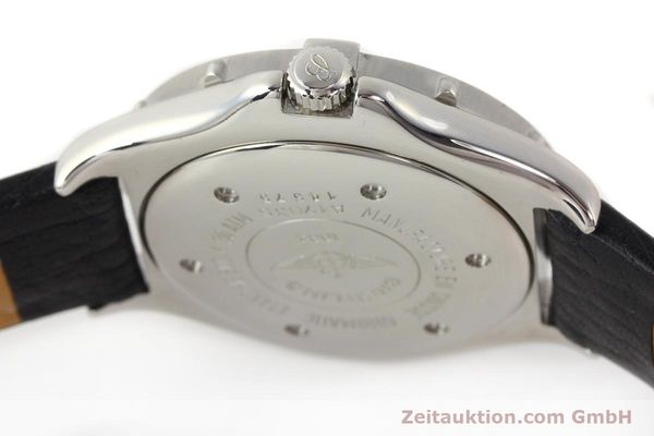 Used luxury watch Breitling Colt steel automatic Kal. ETA 2824-2 Ref. A17035  | 140791 08