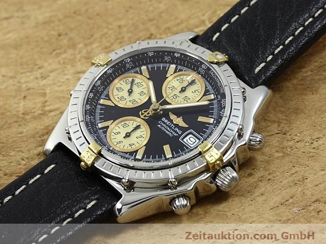 Used luxury watch Breitling Chronomat steel / gold automatic Kal. B1 (ETA 7750) Ref. B13050.1  | 140792 01