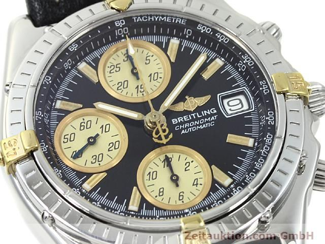 Used luxury watch Breitling Chronomat steel / gold automatic Kal. B1 (ETA 7750) Ref. B13050.1  | 140792 02