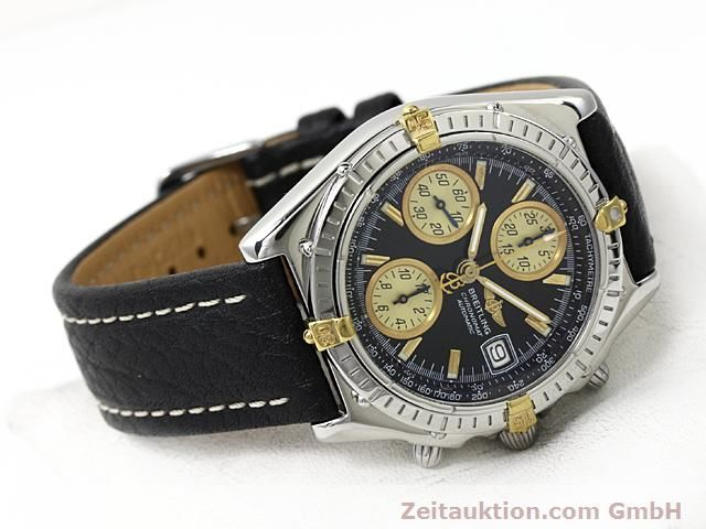 Used luxury watch Breitling Chronomat steel / gold automatic Kal. B1 (ETA 7750) Ref. B13050.1  | 140792 03