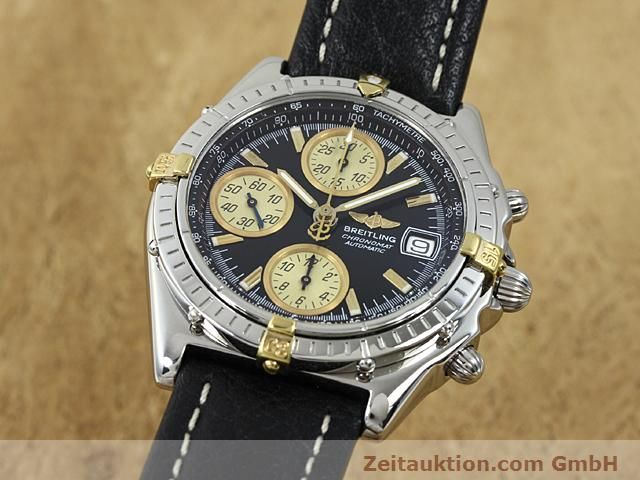 Used luxury watch Breitling Chronomat steel / gold automatic Kal. B1 (ETA 7750) Ref. B13050.1  | 140792 04